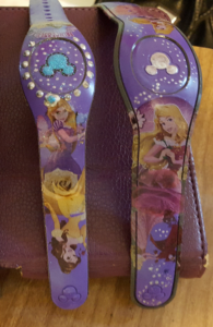 DIY Princess Magic Bands, Making Disney Magic at the Dollar Tree