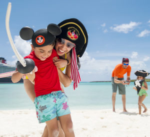 Disney Cruise Line family travel