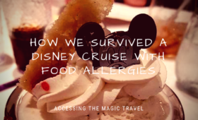 Disney cruise line and food allergies, dcl and special diets, Vacation planning for special needs