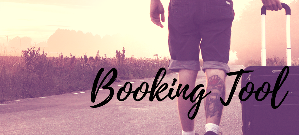 booking tool, book a quick trip, book a vacation, vacation booking, easy vacation booking